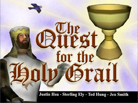 Holy Grail Quotes What Is Your Quest